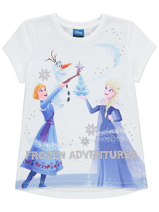 95c05650e Disney Frozen Adventures T-shirt | Kids | George