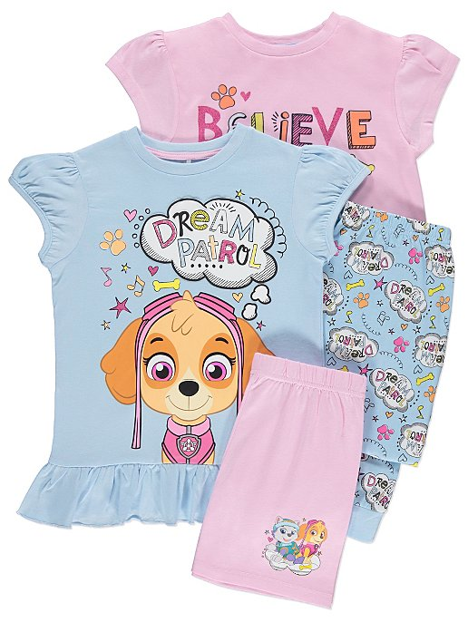 6812de3176 PAW Patrol Pyjamas 2 Pack | Kids | George
