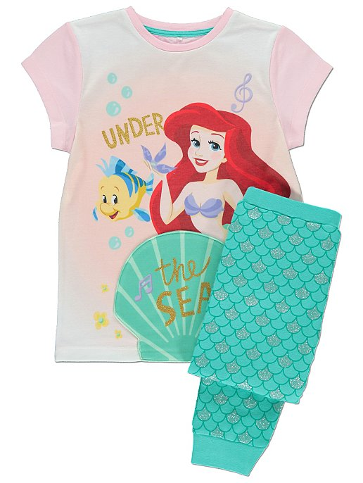 86f24d54b Disney The Little Mermaid Pyjamas