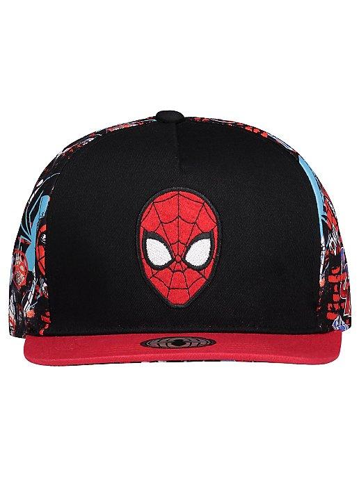Marvel Comics Spider-Man Snapback. Reset 744f207b35c0