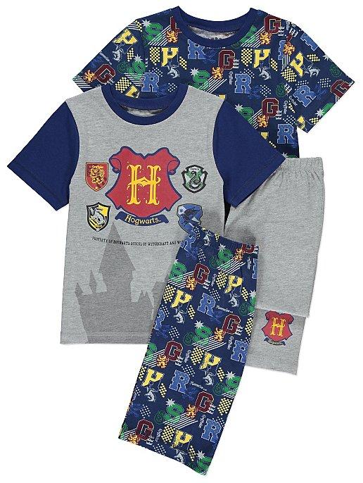 3775a014c Harry Potter Pyjamas 2 Pack | Kids | George