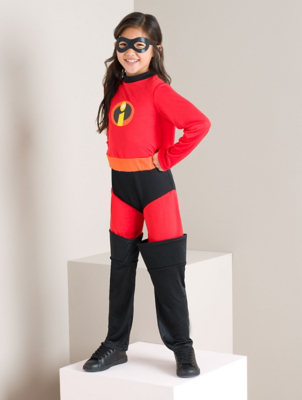 sc 1 st  George - Asda & Disney The Incredibles 2 Violet Fancy Dress Costume | Kids | George