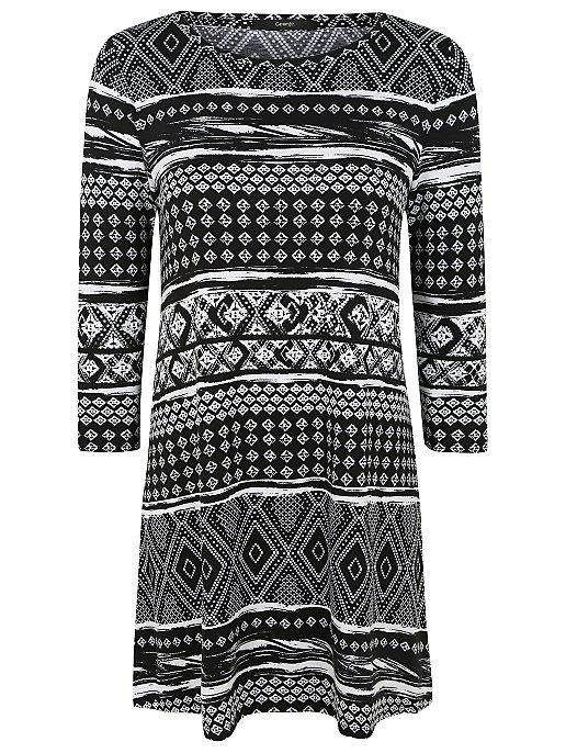 8ea84d7f071 Printed Tunic Top | Women | George