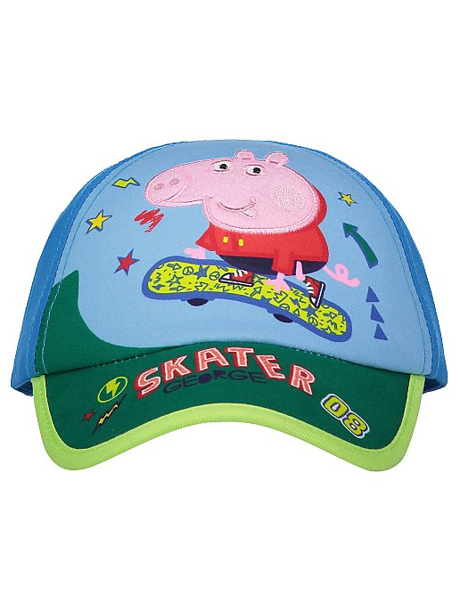Peppa Pig George Pig Cap. Reset d7e6ec15e88