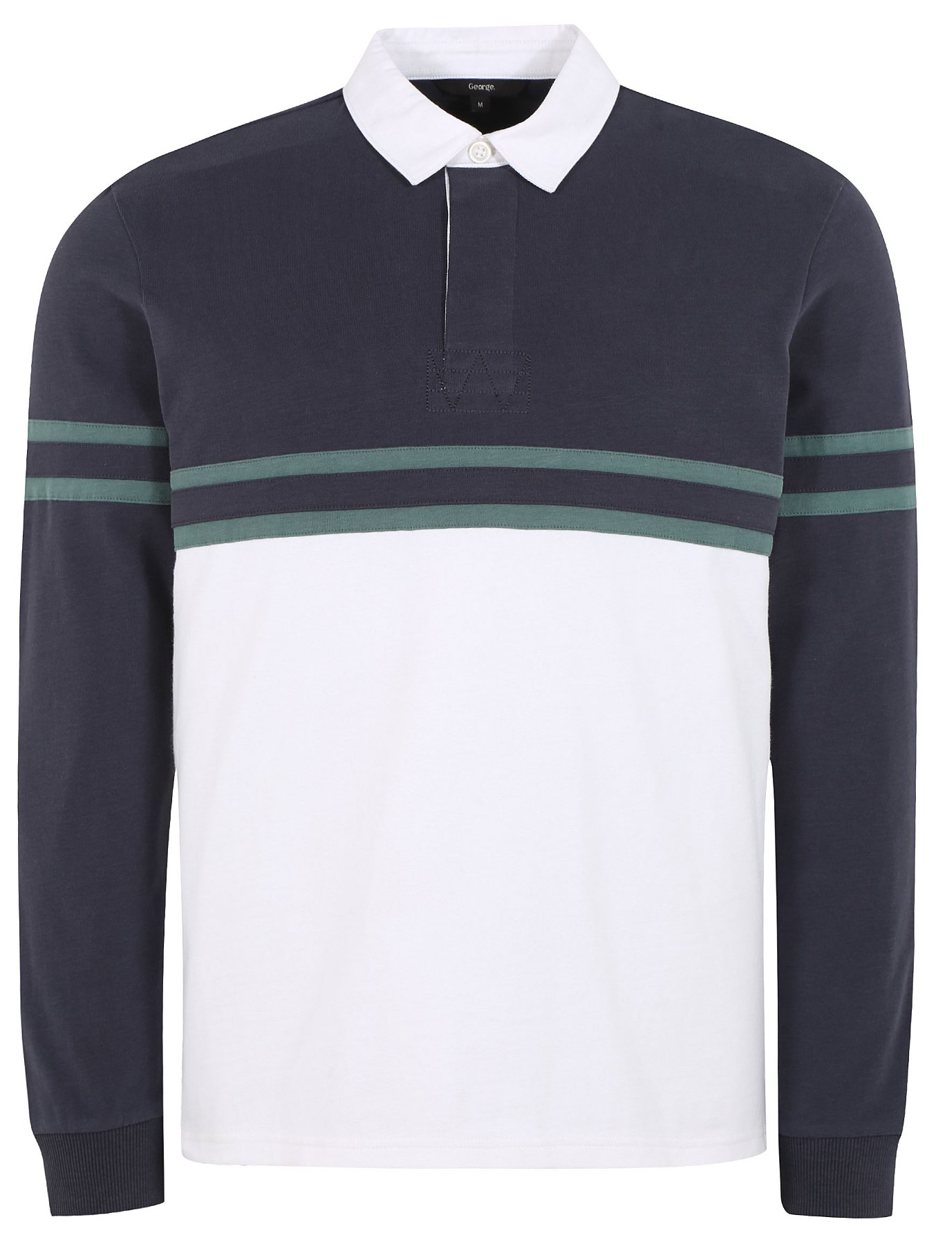 755f9468186 Rugby Long Sleeve Shirt | Men | George
