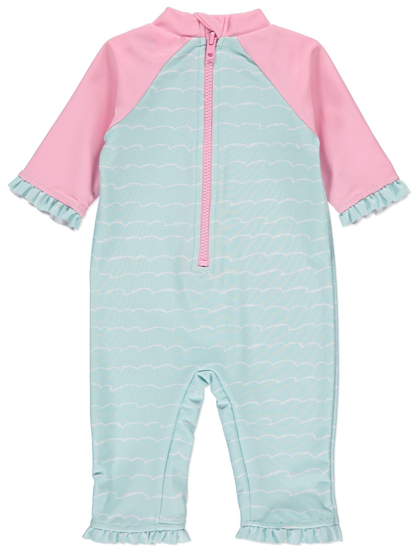 e9ce6d9e83 Disney Finding Nemo Sun Protection UV40 Swimsuit | Baby | George