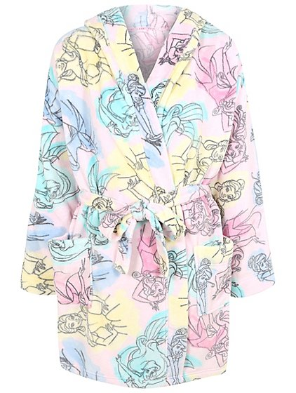 Disney Princess Short Dressing Gown | Women | George