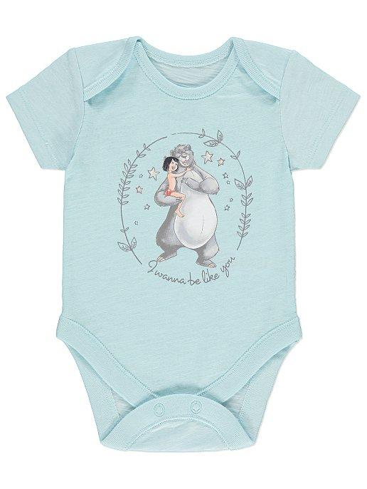 Disney Jungle Book Bodysuit Baby George