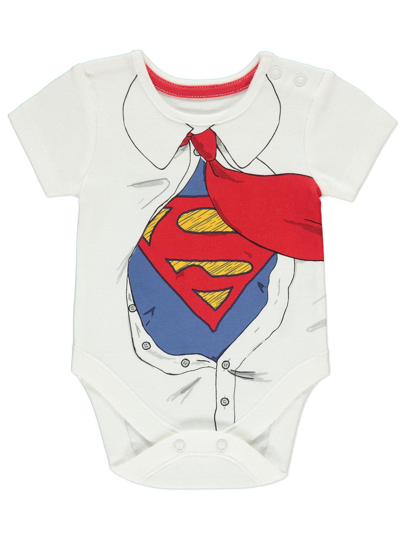 d58e7d55c58f DC Comics Superman Bodysuit