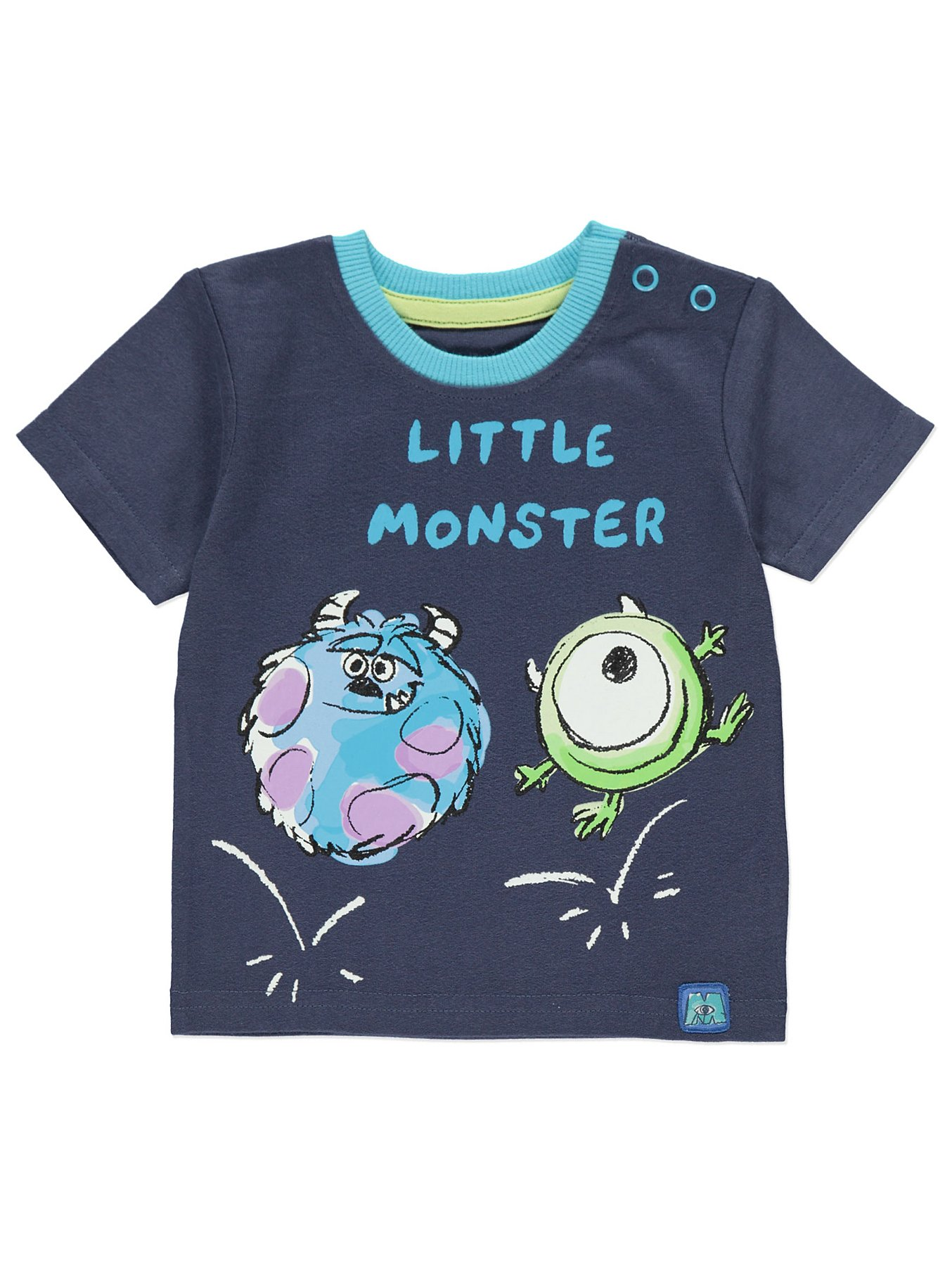 7f7d799a Disney Monsters Inc T-Shirt | Baby | George