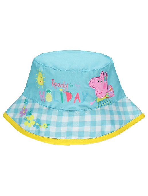 Peppa Pig UPF 50 Sun Protection Bucket Hat. Reset 2e3a8b2a0cd2