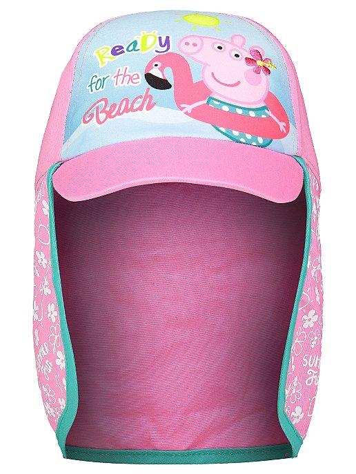 Peppa Pig Keppi UPF 50+ Sun Protection Hat. Reset b6fc5c612284