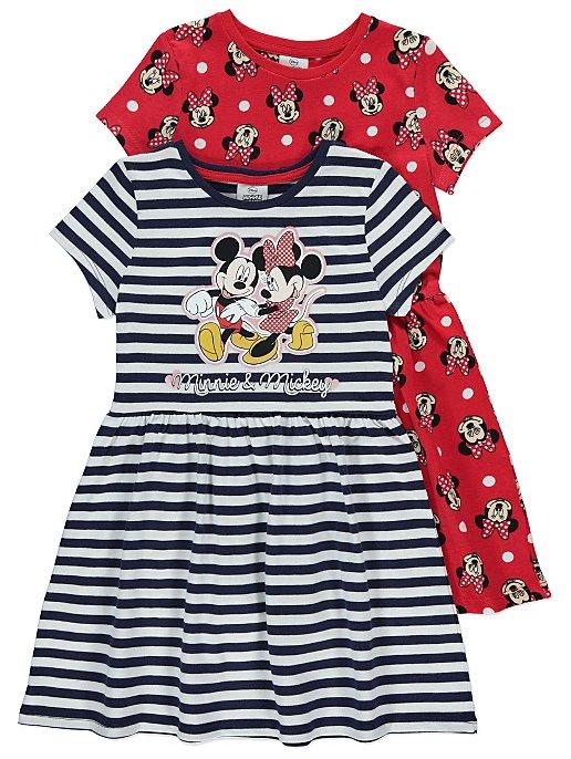 97c5b46f9b7b Disney Minnie Mouse Dress 2 Pack
