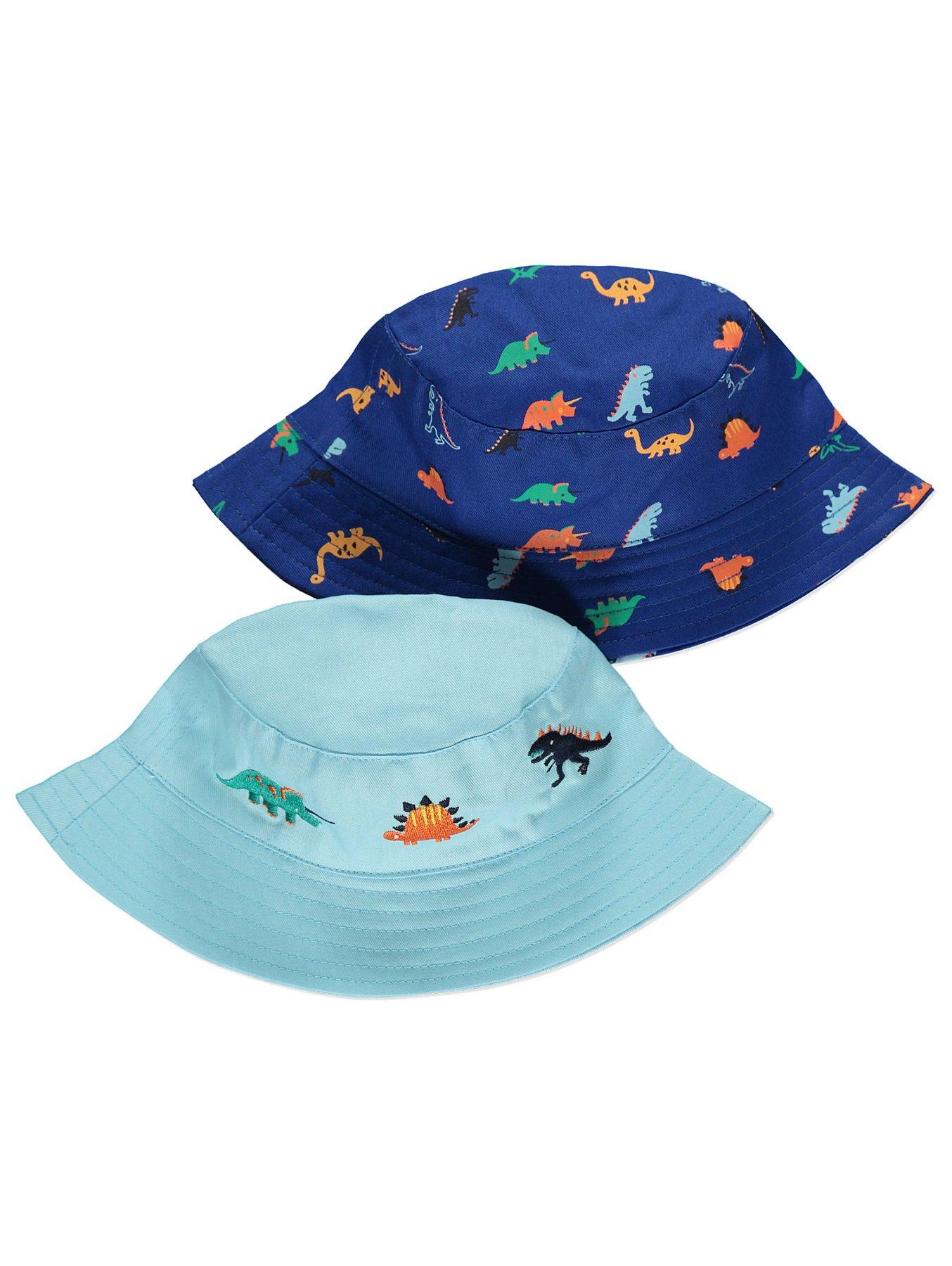 f276aedda Bucket Hats Assorted 2 Pack