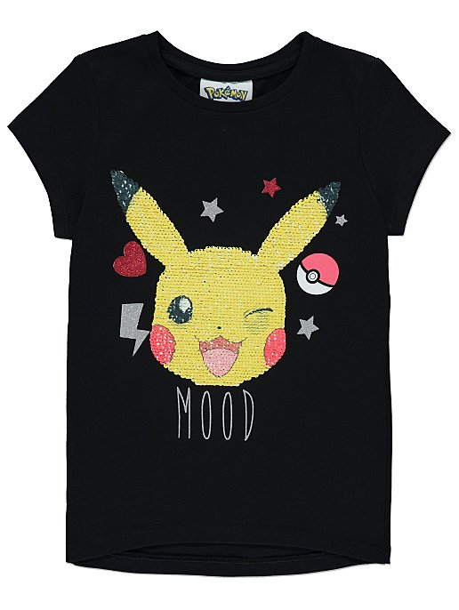 32446925 Pokémon Pikachu Mood T-shirt | Kids | George
