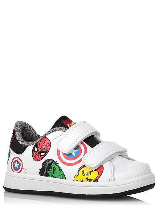 a703abac1a3 Marvel Comics 2 Strap Trainers