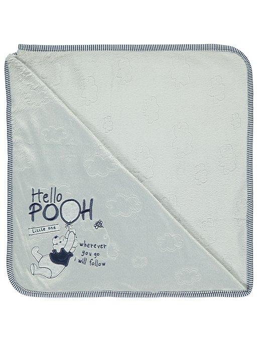 6e987806e Disney Winnie The Pooh Fleece Shawl