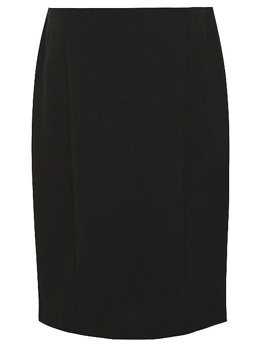 6f04ead8b7 Senior Girls Black School Pencil Skirt | School | George
