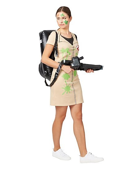 adult ghostbusters halloween costume women george