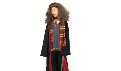 Harry Potter Hermione Granger Fancy Dress Costume