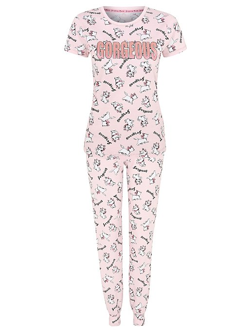 Disney Womens Aristocats Pyjamas