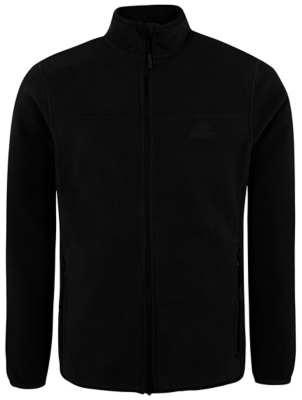 Black Ozark Trail Zip-Up Fleece