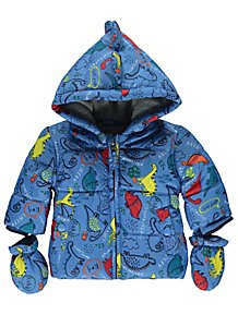 e16519f2a977 Baby Boys Coats   Pramsuits