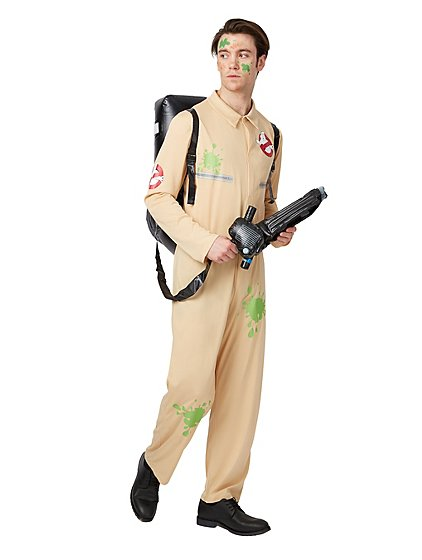 adult ghostbusters halloween costume men george