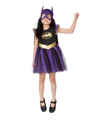 DC Comics Batgirl Fancy Dress Costume