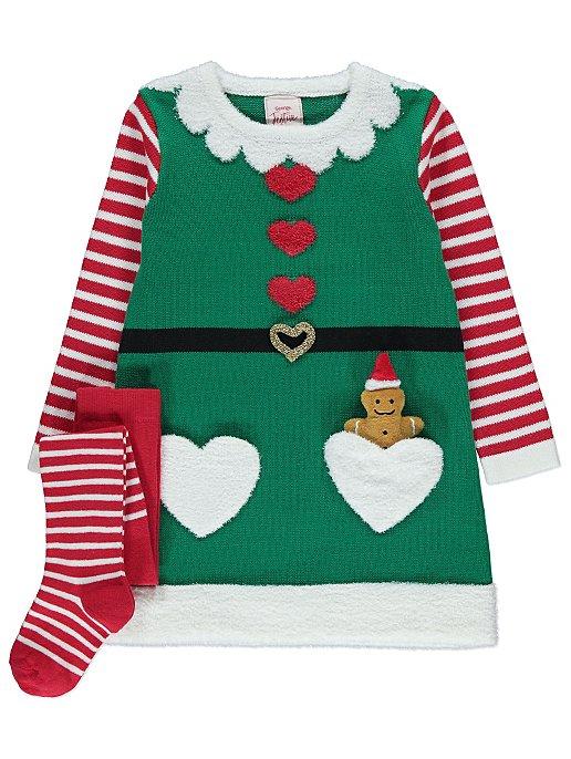 ea49bc068adf Christmas Elf Dress