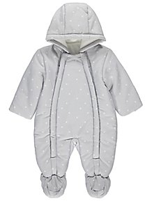 da124d27c01e Baby Boys Coats   Pramsuits