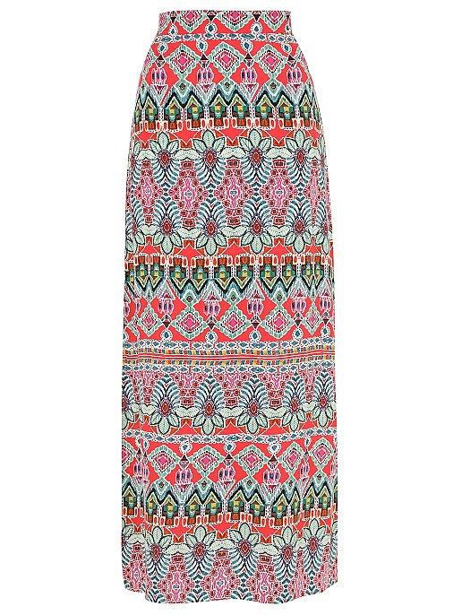 82c24a3153057 Printed Maxi Skirt | Women | George