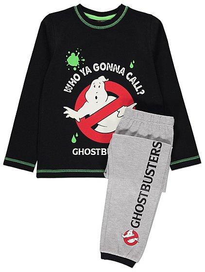 halloween ghostbusters pyjamas kids george