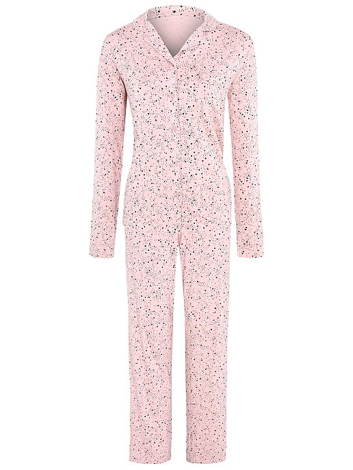 Tickled Pink Star Pyjamas. Reset 678e947e1