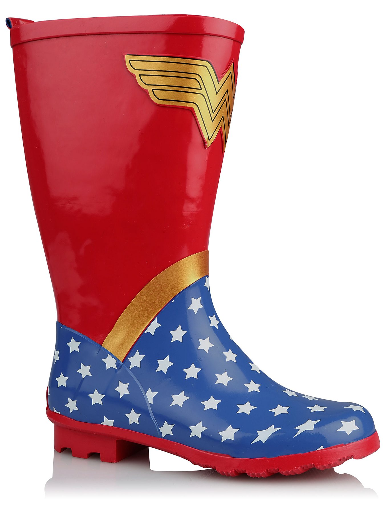 c7bb15de DC Comics Wonder Woman Wellington Boots