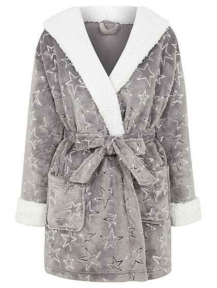 Sequin Star Dressing Gown | Women | George
