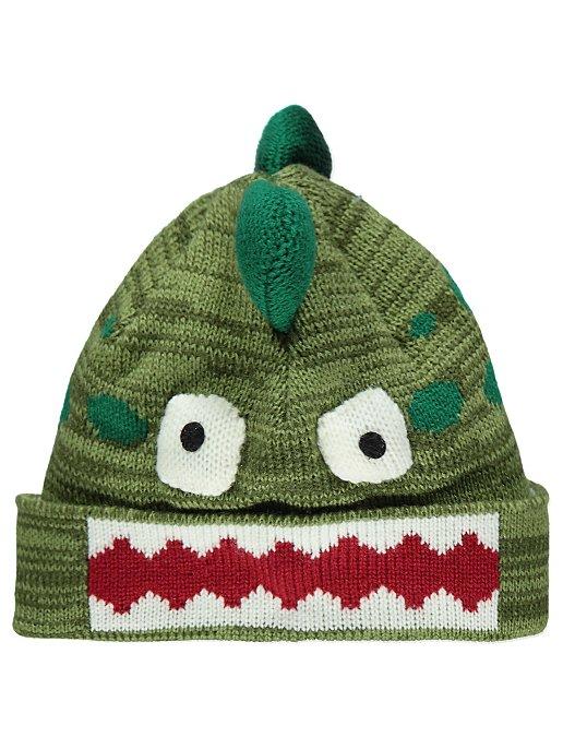 Green Dinosaur Novelty Beanie Hat. Reset a8c5a2632e2