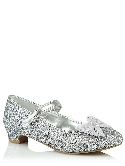80426a1cf854 Glitter Encrusted Heeled Shoes