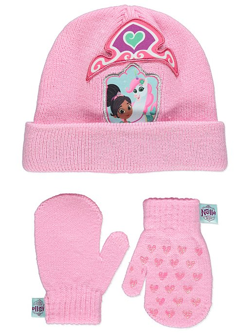 fda697c8d37 Nella The Princess Knight Hat and Gloves Set