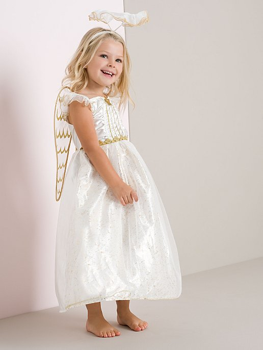 cbf25ca3af Nativity Angel Fancy Dress Costume. Video