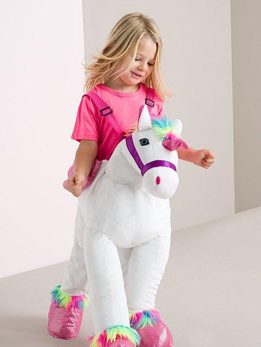 3f02f6170af6 Unicorn Ride in Fancy Dress Costume | Kids | George