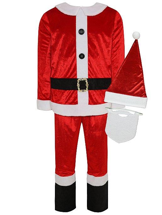 Adult Santa Claus Fancy Dress Costume  6fec1109f021