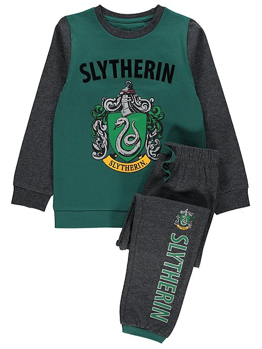 699e060098 Harry Potter Slytherin Pyjamas