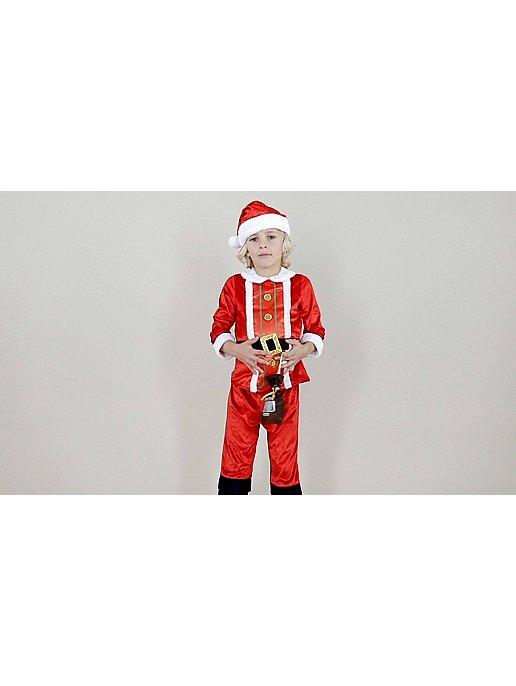 Christmas Santa Claus Fancy Dress Costume  8679b2f79