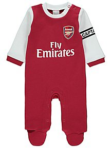 e7166b3d9 Official Arsenal FC Sleepsuit