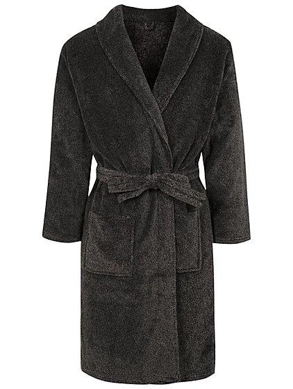 Grey Dressing Gown | Men | George