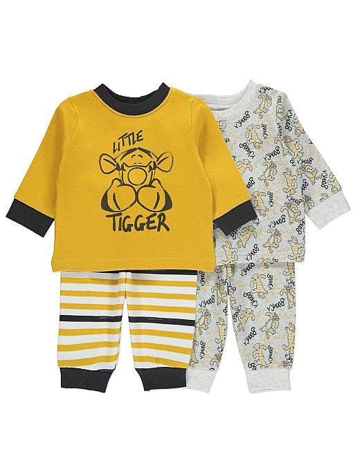 Disney Baby Boy Tigger Pyjamas