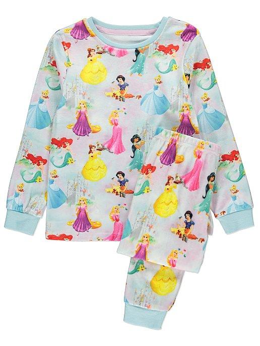 e5834ac514 Disney Princess Print Pyjamas. Reset