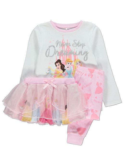 945e55a2df Disney Princess Pyjamas with Tutu