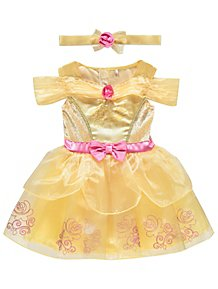 eed572b1bdf7 Disney Princess Belle Baby Fancy Dress Costume